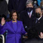 Tie-breaker role puts Kamala Harris in Senate she gladly left