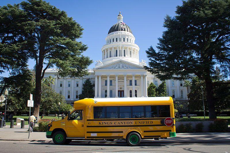 File:First New Zero-Emission School Bus in California.jpg