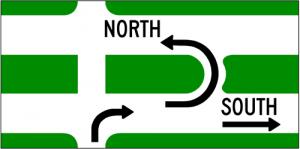 michigan-left-turn