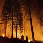 Newsom asks Biden to push Pentagon on wildfire program data